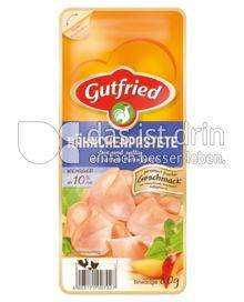 Produktabbildung: Gutfried Hähnchenpastete 80 g