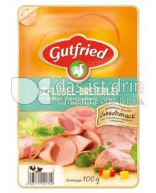 Produktabbildung: Gutfried Geflügel-Dreierlei 100 g