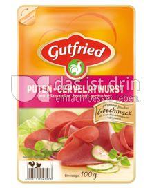 Produktabbildung: Gutfried Puten-Cervelatwurst 100 g