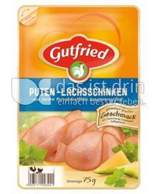Produktabbildung: Gutfried Puten-Lachsschinken 75 g