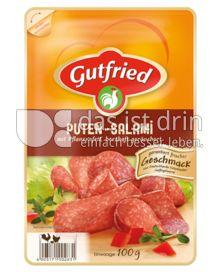 Produktabbildung: Gutfried Puten-Salami 100 g