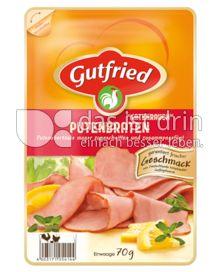 Produktabbildung: Gutfried Putenbraten Katenrauch 70 g