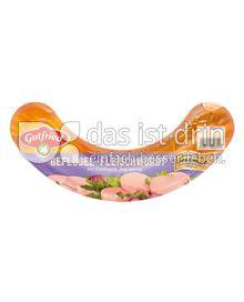 Produktabbildung: Gutfried Geflügel-Fleischwurst mit Knoblauch 400 g