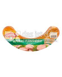 Produktabbildung: Gutfried Geflügel-Fleischwurst 400 g