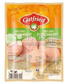 Produktabbildung: Gutfried Geflügelwurst-Duett 350 g
