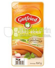 Produktabbildung: Gutfried Geflügel-Wiener 160 g