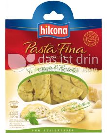 Produktabbildung: hilcona Pasta Fina Cappelloni Formaggio & Rucola 250 g
