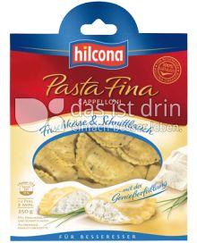Produktabbildung: hilcona Pasta Fina Cappelloni Frischkäse & Schnittlauch 250 g