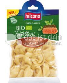 Produktabbildung: hilcona Bio Tortelloni mit Rindfleisch 250 g