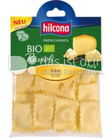Produktabbildung: hilcona Bio Ravioli Käse 250 g