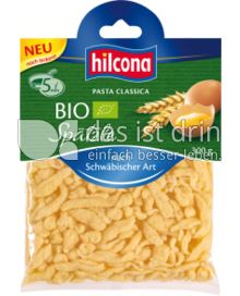 Produktabbildung: hilcona Bio Spätzle nach Schwäbischer Art 300 g