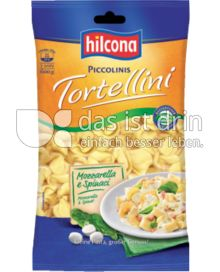 Produktabbildung: hilcona Piccolinis Tortellini Mozzarella e Spinaci 600 g