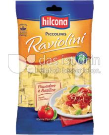 Produktabbildung: hilcona Piccolinis Raviolini Pomodoro e Basilico 600 g