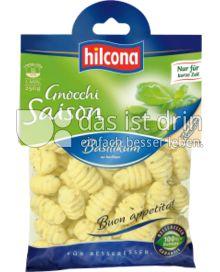 Produktabbildung: hilcona Gnocchi Saison Basilikum 250 g