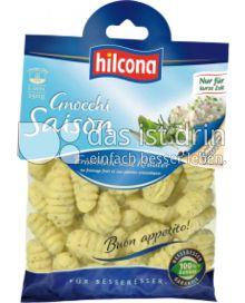 Produktabbildung: hilcona Gnocchi Saison Frischkäse und Kräuter 250 g