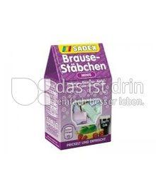 Produktabbildung: Sadex Brausestäbchen Minis 125 g
