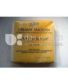Produktabbildung: Tofutti Creamy Smooth Mozzarella Style 8 St.