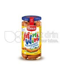Produktabbildung: Meica Mini Wini Würstchenkette Geflügel