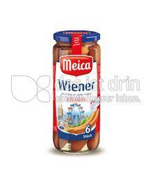 Produktabbildung: Meica Wiener 6 St.