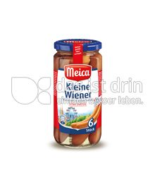 Produktabbildung: Meica Kleine Wiener 6 St.