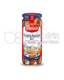 Produktabbildung: Meica Frankfurter Art 6 St.