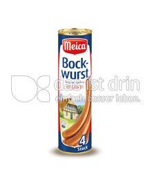 Produktabbildung: Meica Bockwurst 4 St.