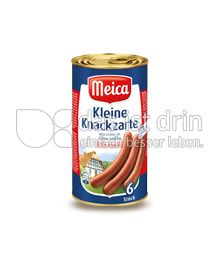 Produktabbildung: Meica Kleine Knackzarte 6 St.