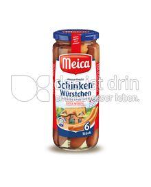 Produktabbildung: Meica Schinken-Würstchen 6 St.