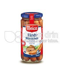 Produktabbildung: Meica Rindswürstchen 6 St.