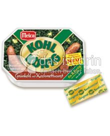 Produktabbildung: Meica Kohl König mit Kochmettwurst
