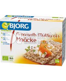 Produktabbildung: Bjorg Amaranth Multigrain Knäcke 250 g