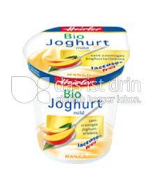 Produktabbildung: Heirler Bio Joghurt mild Mango 150 g