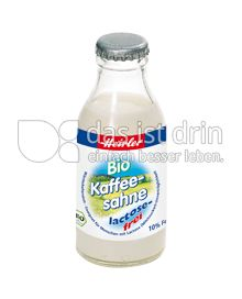 Produktabbildung: Heirler Kaffeesahne 100 g