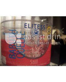 Produktabbildung: Elitess Natürliches Mineralwasser ohne Kohlensäure 1,5 l