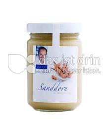Produktabbildung: Johann Lafer Sanddorn in Blütenhonig 200 g