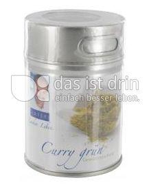 Produktabbildung: Johann Lafer Curry grün 50 g