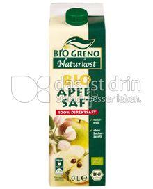Produktabbildung: Bio Greno Naturkost Bio Apfel Saft 1 l