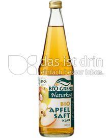 Produktabbildung: Bio Greno Naturkost Bio Apfel Saft Klar 0,7 l