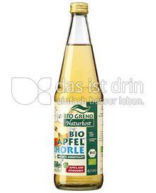 Produktabbildung: Bio Greno Naturkost Bio Apfel Schorle 0,7 l