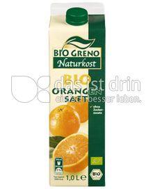 Produktabbildung: Bio Greno Naturkost Bio Orangen Saft 1 l