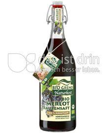 Produktabbildung: Bio Greno Naturkost Bio Merlot Traubensaft 1 l