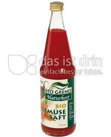 Produktabbildung: Bio Greno Naturkost Bio Gemüse Saft 0,7 l