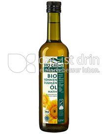 Produktabbildung: Bio Greno Naturkost Bio Sonnenblumen Öl 0,5 l