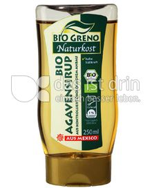 Produktabbildung: Bio Greno Naturkost Bio Agavensirup 250 ml