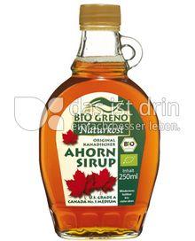 Produktabbildung: Bio Greno Naturkost Original Kanadischer Ahorn Sirup 250 ml
