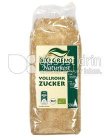 Produktabbildung: Bio Greno Naturkost Vollrohrzucker 500 g