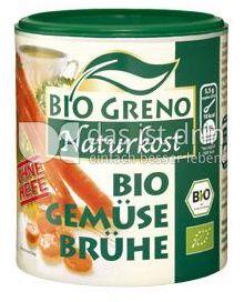 Produktabbildung: Bio Greno Naturkost Bio Gemüse Brühe 200 g