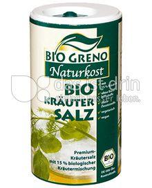 Produktabbildung: Bio Greno Naturkost Bio Kräuter Salz 125 g