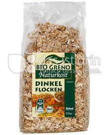 Produktabbildung: Bio Greno Naturkost Dinkel Flocken 500 g