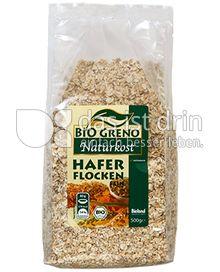 Produktabbildung: Bio Greno Naturkost Hafer Flocken Fein 500 g